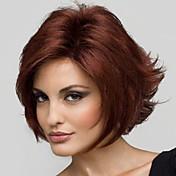 여성 - 혼합모(synthetic) 가발 - 곱슬한/직진