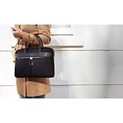 """맥북 용 15.4 인치 와이드 스크린 """"보편적 가방 하나 어깨 노트북 가방 서류 가방 파일 패키지 레저 가방"""