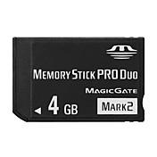 Other 4GB 메모리 스틱 PRO 듀오 클래스 4