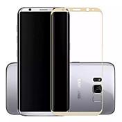 Asling para Samsung calaxy s8 templado de vidrio 0.26mm película protectora de la cubierta completa 3d protector de pantalla