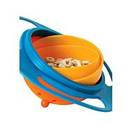baba gyerek fiú lány giroszkóp etetés játék tál ételeket nem áttételes univerzális 360 forgatása