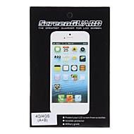 2 X káprázásmentes LCD képernyő és hátul Protector készlet iPhone 4/4S