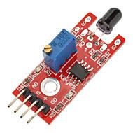 flammedeteksjonssensormodul for (for arduino) DIY-prosjekt