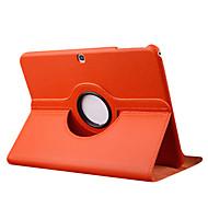 Nieuwe folio leren hoes, met standaard, voor Samsung Galaxy Tab 3 10.1 P5200 (verschillende kleuren)