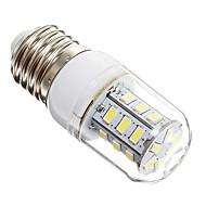 3W E14 E26/E27 LED 콘 조명 24 SMD 5730 270 lm 따뜻한 화이트 차가운 화이트 AC 220-240 V