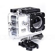 SJ4000 Toimintakamera / Urheilukamera 12MP 4000 x 3000 Vedenkestävä / All-in-one / Iskunkestävä 1,5 CMOS 32 GB 30 MVuorikiipeily /