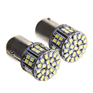 1157 Branco Frio 6W 6000-6500 Luz de Travão