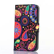 Mert Samsung Galaxy tok Kártyatartó / Pénztárca / Állvánnyal / Flip / Minta Case Teljes védelem Case Rajzfilmfigura Műbőr SamsungOn 7 /