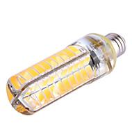 Ywxlight® e11 ściemniacz 8w 80 smd 5730 700-800lm ciepłe białe / chłodne białe bi-pinowe lampy ac 110-130 v