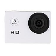 EOSCN A8 Action Kamera / Sportskamera 5MP 2MP 3MP 640 x 480 Vanntett Vippbar LCD 1.5 CMOS 32 GB Enkelt bilde Salve-Modus 30 M