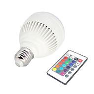 Bluetooth Vezeték nélküli Bluetooth hangszóró LED fény