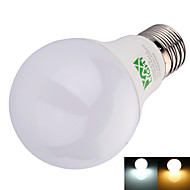 9W E26/E27 Żarówki LED kulki A60(A19) 22 SMD 2835 800 lm Ciepła biel / Zimna biel Dekoracyjna AC 100-240 V 1 sztuka