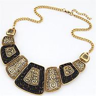 Dames Hangertjes ketting Parelketting Verklaring Kettingen Parel Legering Modieus Opvallende sieraden leuke Style Europees Kostuum juwelen