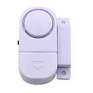 mágneses ajtó és ablak riasztó ablakok szenzoros biztonsági érzékelőkkel kis méret