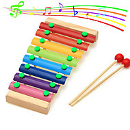 fa oktáv kopogás zongoramuzsika gyermekek óvodai játékok verte