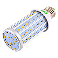 ywxlight® 25w E26 / E27 LED-verlichting 72 smd 5730 2000-2200lm warm / koel wit AC 85-265V