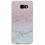 For samsung galaxy a5 (2016) a3 (2016) marmor mønster tpu telefon etui