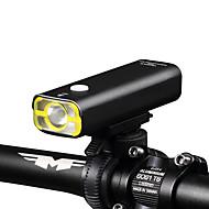 LED Lommelygter / Lommelykter / Frontlys til sykkel LED XP-G2 Sykling Mulighet for demping / Vandtæt / Oppladbar / Enkel å bære 18650 400