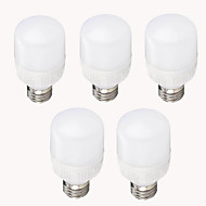 13w e26 / e27 οδήγησε φως καλαμποκιού t 12 smd 2835 1000-1100 lm ζεστό λευκό δροσερό λευκό διακοσμητικό ac 220-240 v 5 τεμ