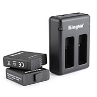 KingMa® Charger bateria For GoPro Hero 5 Nurkowanie Rower