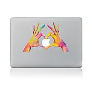 1 db Karcolásvédő 3D Átlátszó szintetikus Matrica Minta MertMacBook Pro 15'' with Retina MacBook Pro 15 '' MacBook Pro 13'' with Retina