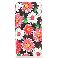 For oppo r9s r9s plus r9 r9 plus cover dækning mønster bag cover blomst hård pc vivo x7
