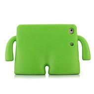 eva tablet tok iPad AIR1 AIR2 ipad 2017 új 9.7 burkolata szilícium vastag hab ütésálló lágy állvány 3d aranyos rajzfilm gyerekeknek