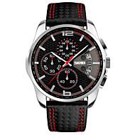 Męskie Sportowy Do sukni/garnituru Modny Zegarek na nadgarstek Unikalne Kreatywne Watch Chiński Kwarcowy LCD Kalendarz Chronograf