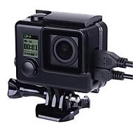 Toimintakamera / Urheilukamera Kotelot jalustalla varten Gopro 4 Gopro 3 Gopro 3+ Juoksu Maantiepyöräily Hiihto Metsästys Kiipeily