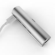 Unitek 3 منافذ أوسب هاب USB 3.0 مع إيثرنت مركز البيانات