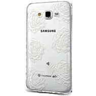 voor case cover transparante patroon achterkant case kant druk zachte tpu voor Samsung Galaxy J7 (2016) j7 (2017) j7 v j7 perx j7 j5