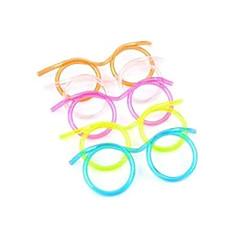 Ochelari de paie design (Random Color)