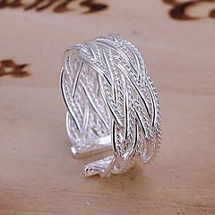 Női Karikagyűrűk mandzsetta Ring Állítható Nyitva Divat Európai jelmez ékszerek Ötvözet Ékszerek Ékszerek Kompatibilitás Parti Napi