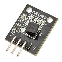 digitaalinen lämpötila-anturi moduuli DS18B20 varten (Arduino) (-55 ~ 125 ℃)