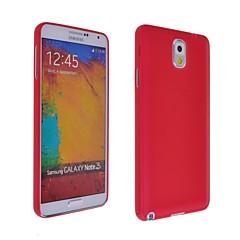 Ultra Thin Παγωμένος μαλακή θήκη για το Samsung Galaxy Note 3 (διάφορα χρώματα)