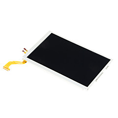 Nowa Góra / Górny Ekran LCD dla Nintendo 3DS XL 3DSLL 3DSXL