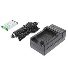 ismartdigi-Sony NP-BX1 (2stk) 1240mah, 3.7V Batteri + billader til SONY RX100/RX100II/RX1/RX1R/GWP88E