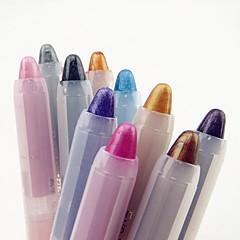 10 Øjenskyggepalette Øjenskygge palet Blyant Normal Daglig makeup / Festmakeup