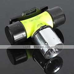 3 Φακοί LED Φακοί Χειρός LED 1000 Lumens 3 Τρόπος Cree XM-L T6 Μπαταρίες δεν συμπεριλαμβάνονται Αδιάβροχη για