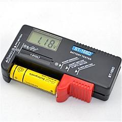 11 * 5.9 * 2.5cm çok fonksiyonlu akü test cihazı tthe pil çeşitli modeller ölçme