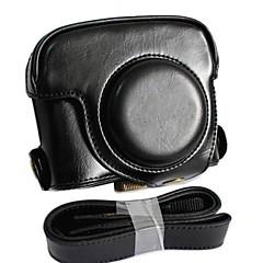 캐논 파워 샷 G16를위한 어깨 끈과 스타일을 충전 dengpin® 가죽 분리 보호 카메라 케이스 가방 커버