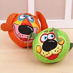 Zabawka dla psa Zabawki dla zwierząt Zabawki do żucia Kreskówka Tekstylny