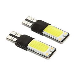 T10 Automatisch Koud Wit 5W COB Zijmarkeringslichten
