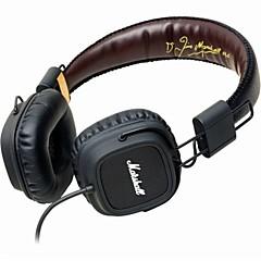 Marshall Major láz hifi szikla hallgat fejhallgató Signature Edition vezetékes mikrofon iPhone