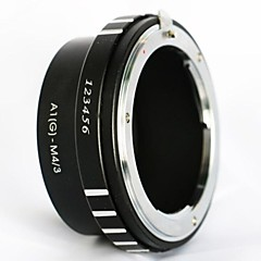 nikon f montaj g af-s mikro 4/3 M43 adaptör e-pl6 e-M1 om-d GH4 gf6 için af lens