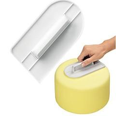 neue Kuchen glatter Polierwerkzeuge Cutter Dekoration sugarcraft Form Vereisung