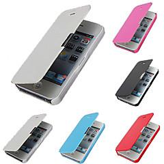 pu δέρμα & κάλυψη περίπτωσης PC για το iphone 5γ