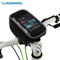 ROSWHEEL® Τσάντα ποδηλάτου 1.5LΚινητό τηλέφωνο τσάντα / Τσάντα για τιμόνι ποδηλάτου Πολυλειτουργικό / Οθόνη Αφής Τσάντα ποδηλάτου PVC