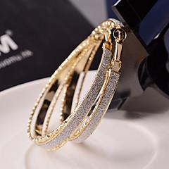 Dames Ring oorbellen Opvallende sieraden Festival/Feestdagen Bruids Kostuum juwelen Legering Cirkelvorm Sieraden Voor Bruiloft Feest