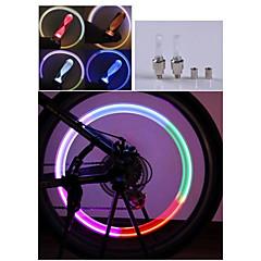 Pyöräilyvalot LED - Pyöräily AG10 90 Lumenia Patteri Pyöräily / Ajovalot / motocycle-Valaistus